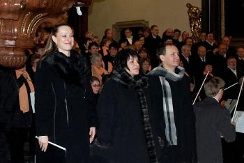 View the album Vánoční koncert 25.12.2011 - Petrov